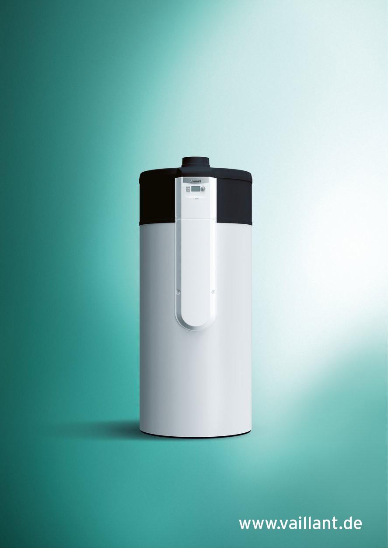 Vaillant VAILLANT aroSTOR VWL B 290/4Warmwasserwärmepumpe