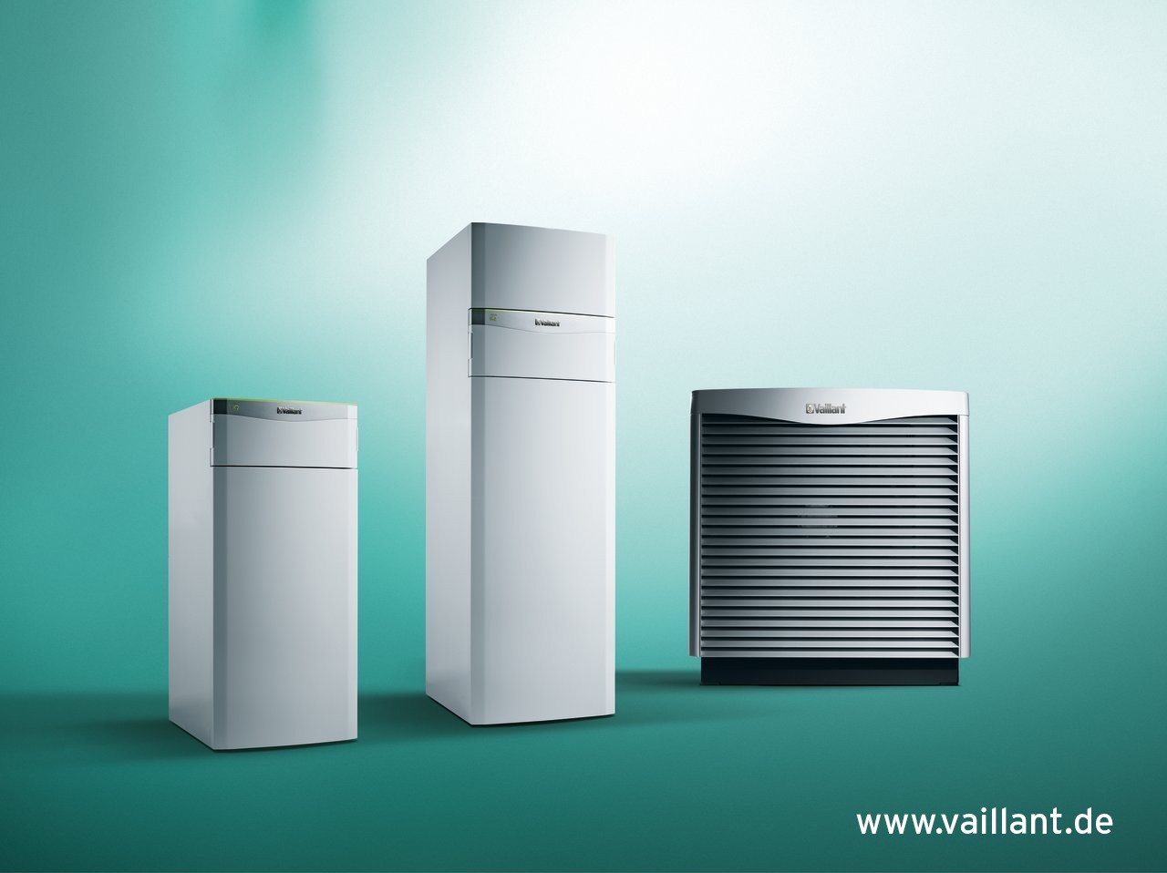 Vaillant VAILLANT Set 4.41 flexoTHERM VWF 57 /4 mit aroCOLLECT Luft/Wasser