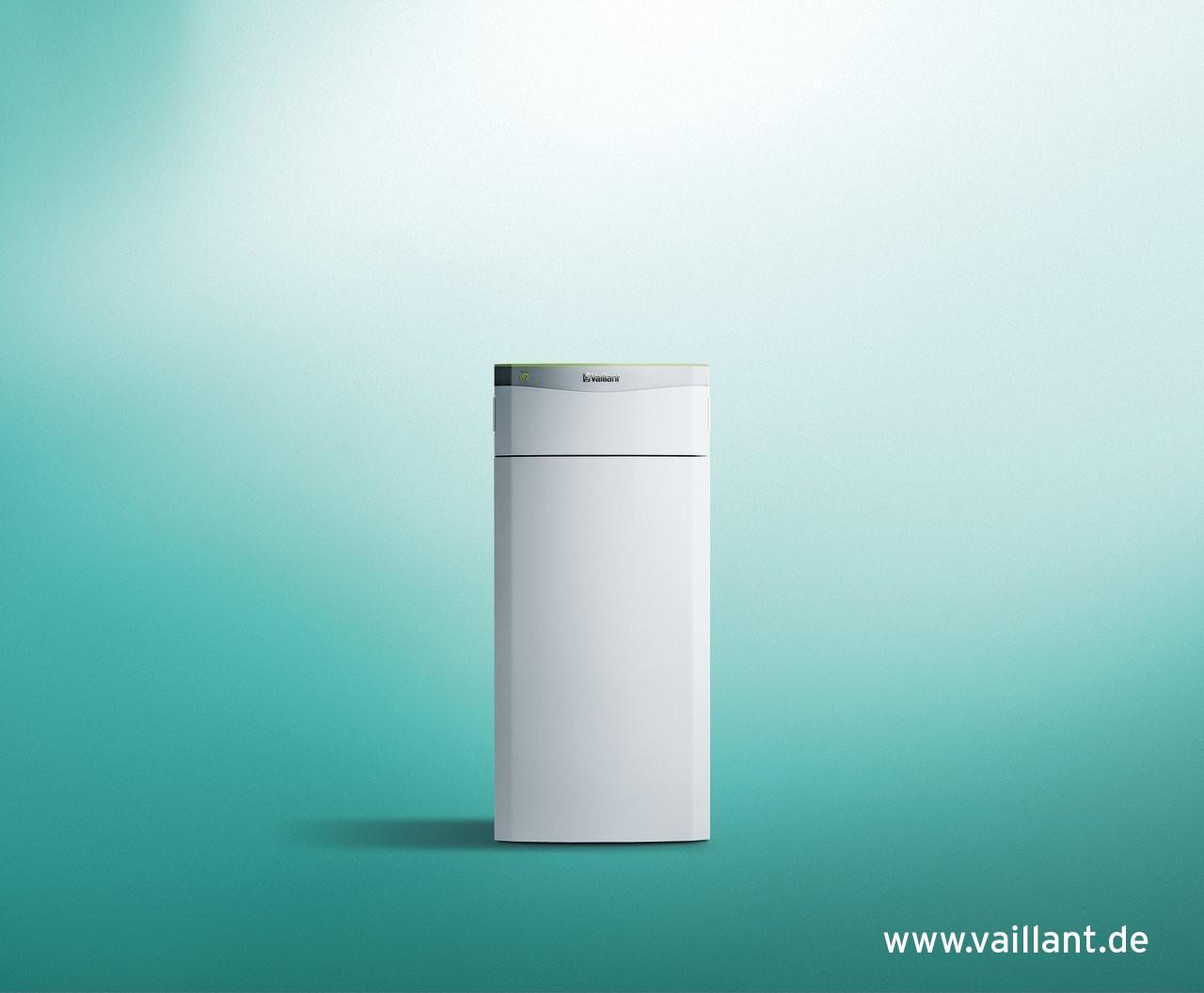 Vaillant VAILLANT Set 4.55 flexoTHERM VWF 197 /4 mit fluoCOLLECT Wasser/Wasser