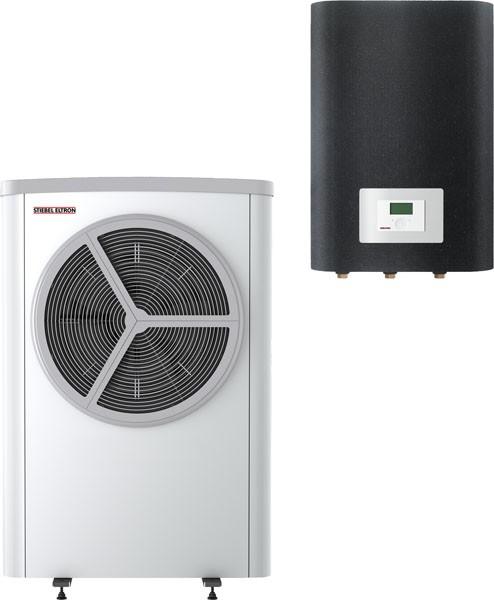 Stiebel Eltron STIEBEL ELTRON Luft / Wasser-Wärmepumpe WPL 12 S Trend Set 1