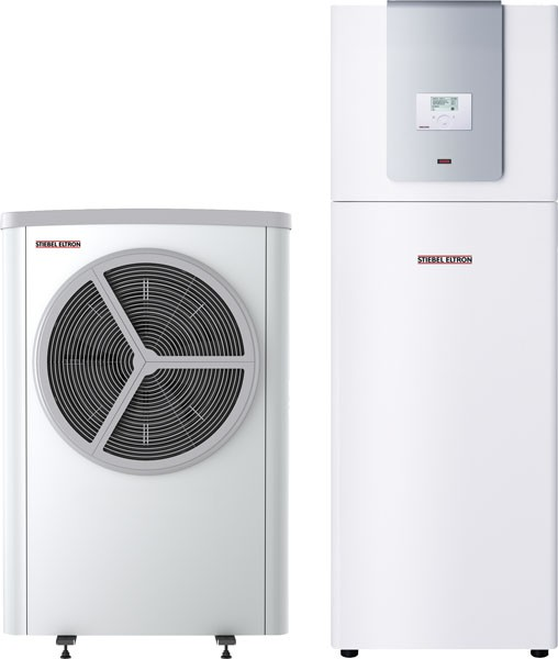 Stiebel Eltron STIEBEL ELTRON Luft / Wasser-Wärmepumpe WPL 16 S Trend Set 4