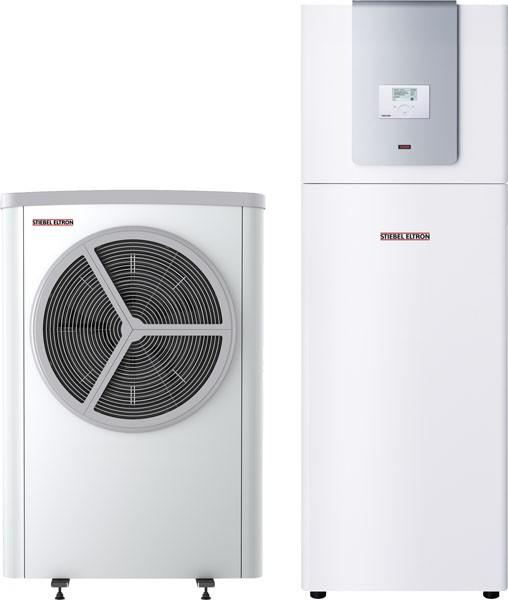 Stiebel Eltron STIEBEL ELTRON Luft / Wasser-Wärmepumpe WPL 22 Trend Set 4