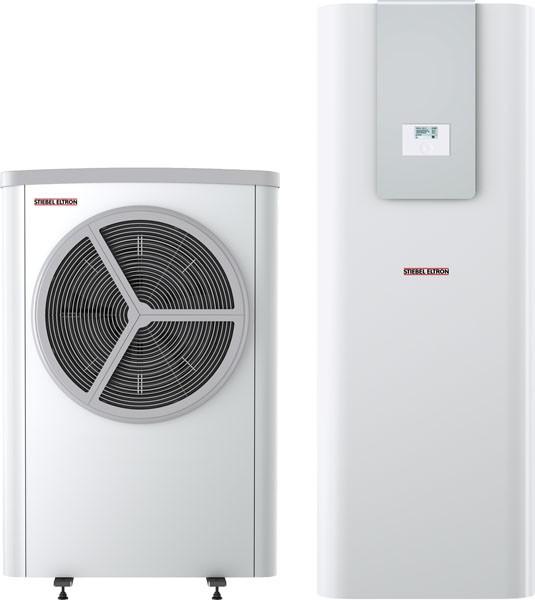 Stiebel Eltron STIEBEL ELTRON Luft / Wasser-Wärmepumpe WPL 12 S Trend Set 5