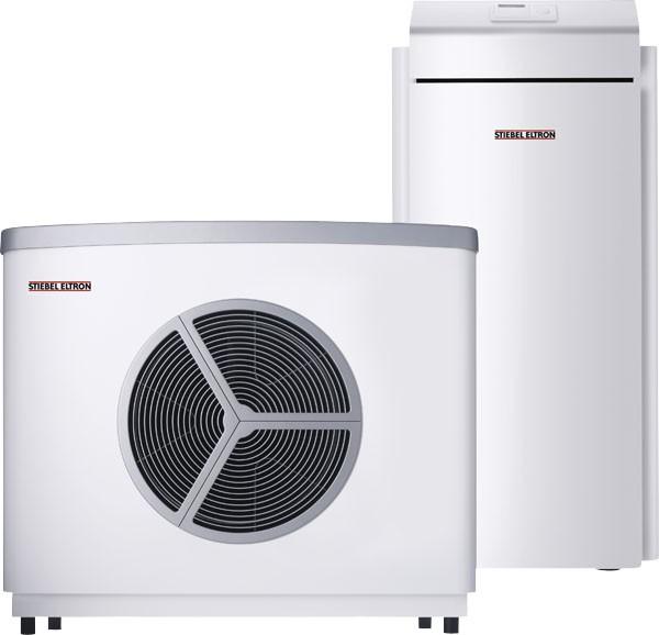 Stiebel Eltron Stiebel Luft/Wasser-Wärmepumpe WPL 25I-2 12,78 kW