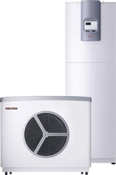 Stiebel Eltron Stiebel Luft/Wasser-Wärmepumpe WPL 25 IK-2, 7,8 kW