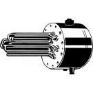 Stiebel Eltron STIEBEL ELTRON Elektro-Heizflansch FCR 28/180, 9/18, 18/18 kW